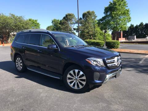 2017 Mercedes-Benz GLS for sale at SMZ Auto Import in Roswell GA