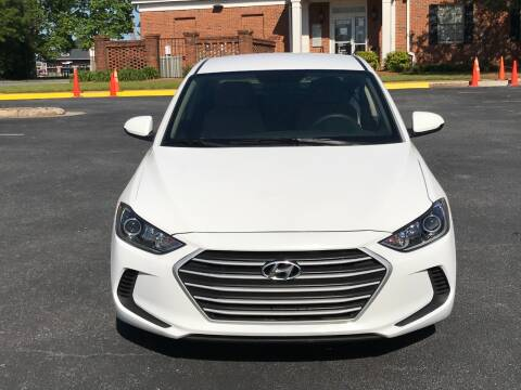 2018 Hyundai Elantra for sale at SMZ Auto Import in Roswell GA