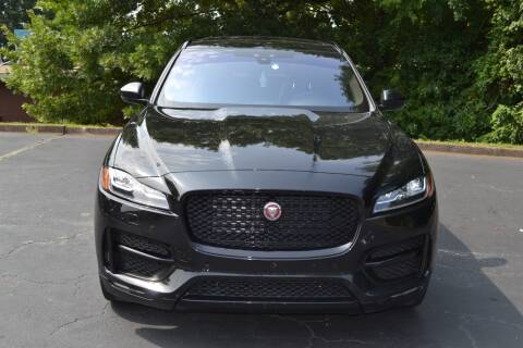 2018 Jaguar F-PACE for sale at SMZ Auto Import in Roswell GA