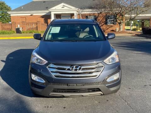 2015 Hyundai Santa Fe Sport for sale at SMZ Auto Import in Roswell GA