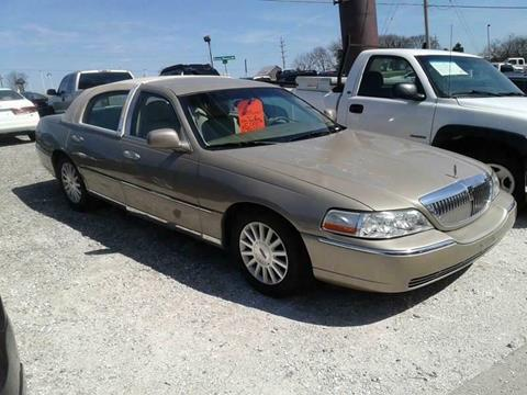2004 Lincoln Town Car for sale in Saint Charles, MO