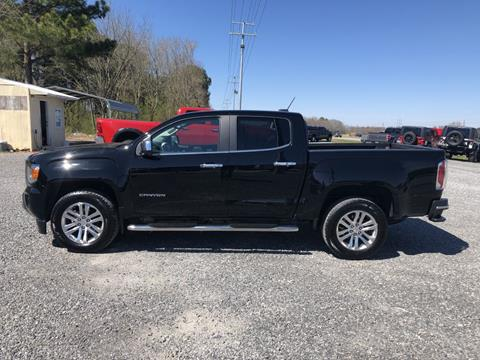 2016 GMC Canyon for sale in Arab, AL