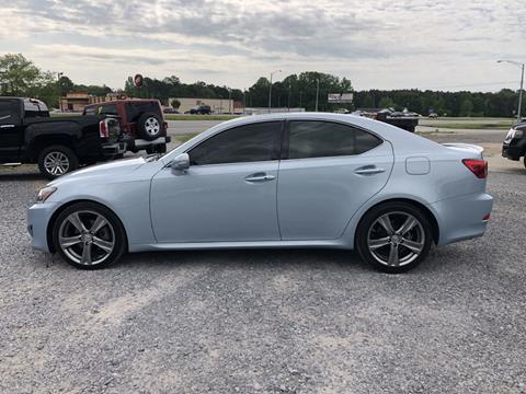 2012 Lexus IS 250 for sale in Arab, AL