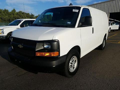 2016 Chevrolet Express Cargo for sale in Dallas, TX