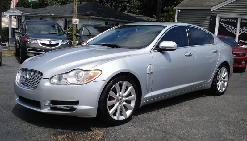 2010 Jaguar XF For Sale At Prime Time Motors In Marietta GA