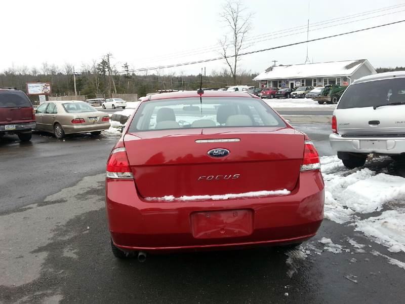 2011 Ford Focus S 4dr Sedan - Pocono Lake PA