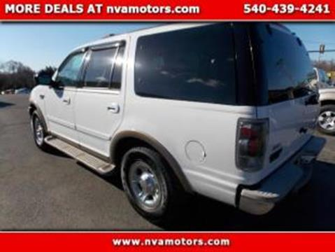 2000 Ford Expedition for sale in Bealeton, VA