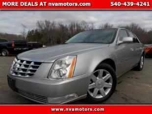 2007 Cadillac DTS for sale in Bealeton, VA