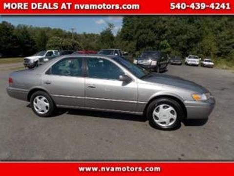 1997 Toyota Camry for sale in Bealeton, VA