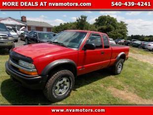 2000 Chevrolet S-10 for sale in Bealeton, VA
