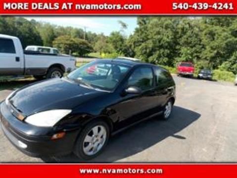 2002 Ford Focus for sale in Bealeton, VA