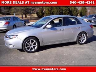2009 Subaru Impreza for sale in Bealeton, VA