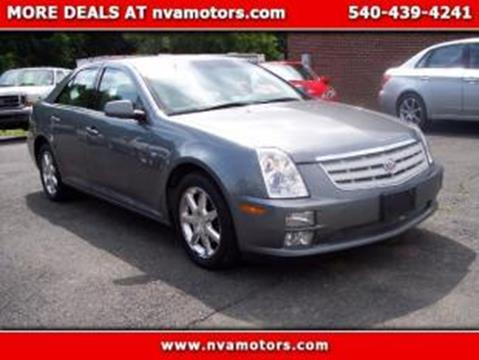 2005 Cadillac STS for sale in Bealeton, VA