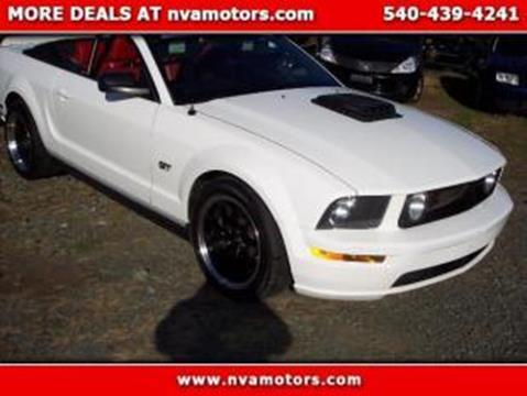 2006 Ford Mustang for sale in Bealeton, VA