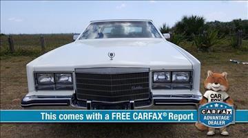 1984 Cadillac Eldorado for sale in Rockledge, FL