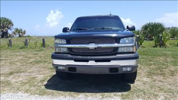 2004 Chevrolet Silverado 1500 for sale in Rockledge, FL