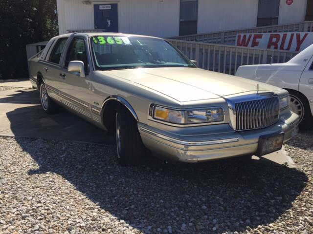 1997 Lincoln Town Car for sale in Port Charlotte, FL