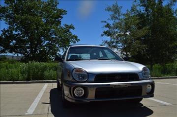 2003 Subaru Impreza for sale in Glenview, IL