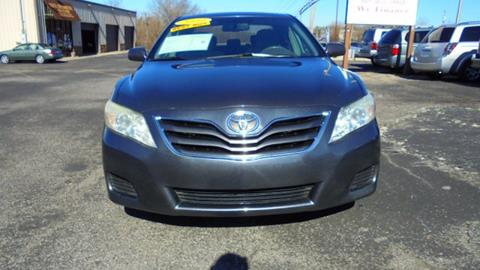 2010 Toyota Camry for sale in Shelbyville TN