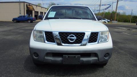 2006 Nissan Frontier for sale in Shelbyville TN