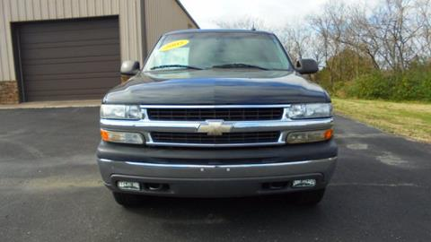 2005 Chevrolet Tahoe for sale in Shelbyville TN