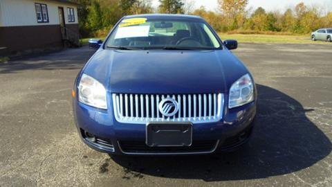 2007 Mercury Milan for sale in Shelbyville TN