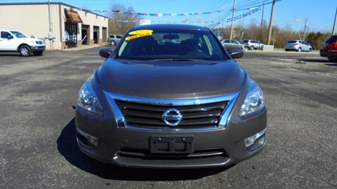 2013 Nissan Altima for sale in Shelbyville TN