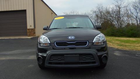 2012 Kia Soul for sale in Shelbyville TN