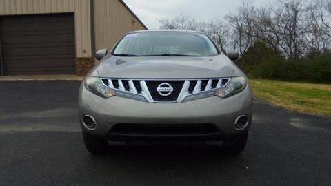 2009 Nissan Murano for sale in Shelbyville, TN
