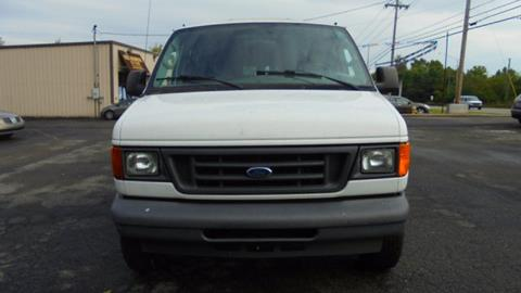 2006 Ford E-Series Cargo for sale in Shelbyville TN