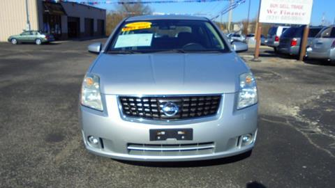 2009 Nissan Sentra for sale in Shelbyville TN