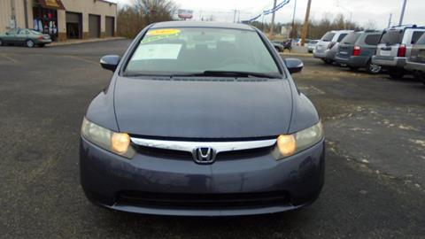 2007 Honda Civic for sale in Shelbyville, TN