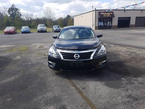 2015 Nissan Altima for sale in Shelbyville, TN