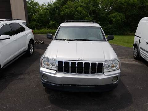 2005 Jeep Grand Cherokee for sale in Shelbyville, TN