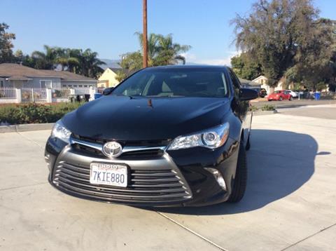 2015 Toyota Camry for sale in San Bernardino, CA