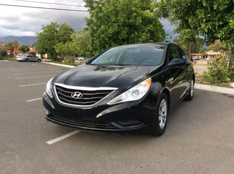 2012 Hyundai Sonata for sale in San Bernardino, CA