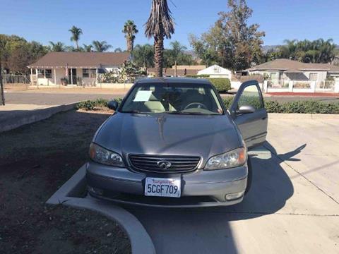 2003 Infiniti I35 for sale in San Bernardino, CA