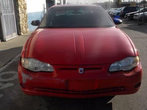 2004 Chevrolet Monte Carlo for sale at Silver Star Auto in San Bernardino CA