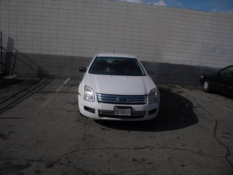2007 Ford Fusion for sale at Silver Star Auto in San Bernardino CA