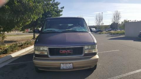 1998 GMC Safari for sale in San Bernardino, CA