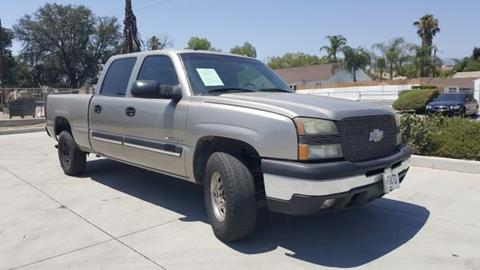 2005 Chevrolet Silverado 1500HD for sale in San Bernardino, CA