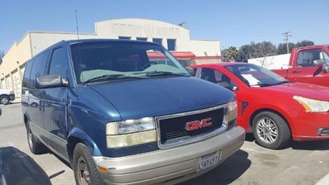2001 GMC Safari for sale in San Bernardino, CA