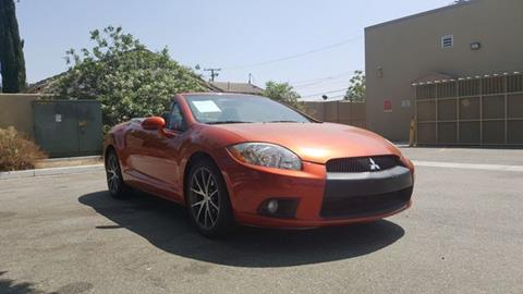 2012 Mitsubishi Eclipse Spyder For Sale In San Bernardino, CA