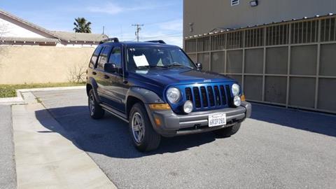 2005 Jeep Liberty for sale in San Bernardino, CA