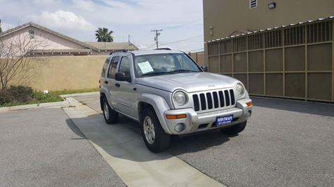 2004 Jeep Liberty for sale in San Bernardino, CA