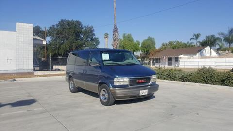 2001 GMC Safari for sale in San Bernardino, CA