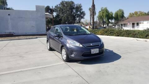 2012 Ford Fiesta SE for sale at Silver Star Auto in San Bernardino CA
