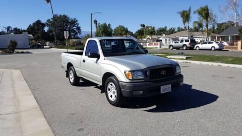 2004 Toyota Tacoma for sale at Silver Star Auto in San Bernardino CA