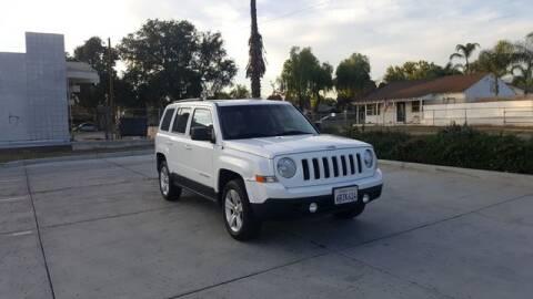 2011 Jeep Patriot for sale at Silver Star Auto in San Bernardino CA