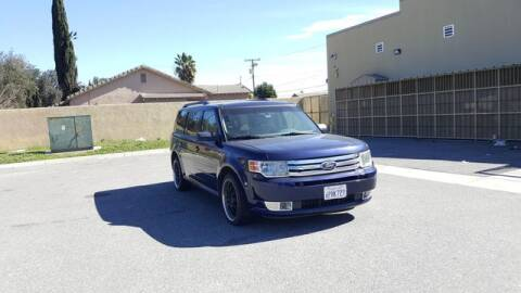 2011 Ford Flex SE for sale at Silver Star Auto in San Bernardino CA